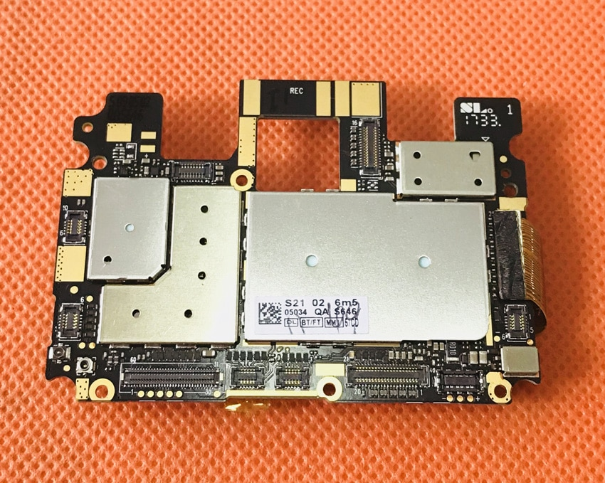 Б/у оригинальная материнская плата 6 ГБ ОЗУ + 64 Гб ПЗУ, материнская плата для Blackview BV8000 Pro, FHD 5,0 дюйма, MTK6757 восемь ядер, бесплатная доставка
