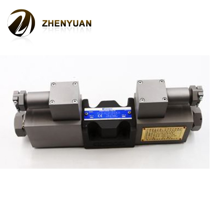 Hydraulic control valve anti-explosion electromagnetic reversing valve DSG-03-3C2-D24/A240-WNC hydraulic directional valve  - buy with discount