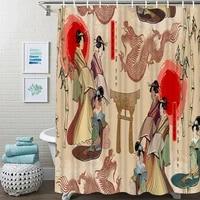 human kidney shower curtain arteries adrenal bathroom shower curtain with hooks body organ waterproof bathroom shower curtain