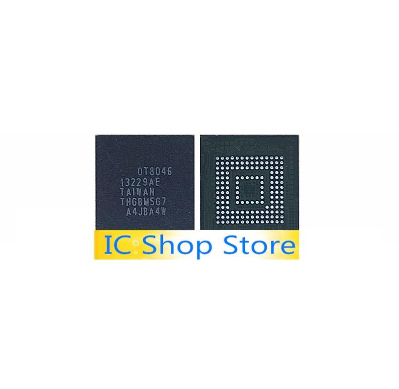 5 قطعة/الوحدة THGBM5G7A4JBA4W BGA153 EMMC 4.5 16GB جديد الأصلي