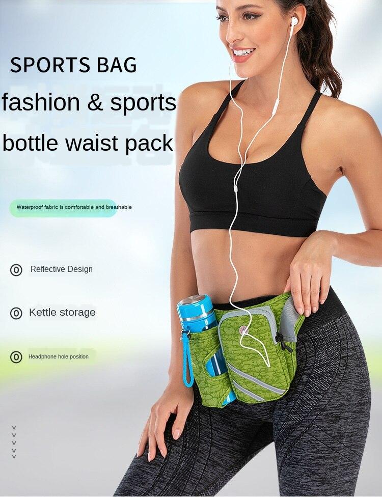 Водонепроницаемая сумка для бега, Спортивная Портативная сумка для тренажерного зала, сумка на пояс для воды, велоспорта, бега, сумка для бе...