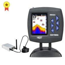 Lucky FF918 télécommande sans fil bateau poisson Finder 300m/980ft sans fil plage de fonctionnement écho sondeur
