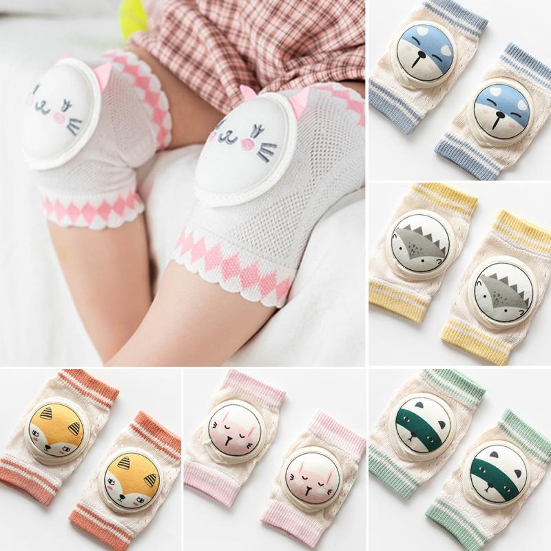 Rodilleras protectoras para bebés, Calentadores de piernas de malla transpirables, Calentadores de...