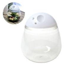 Saim Mini Fish Tank LED Aquarium Tank Ornaments Acuario Fish Bowl Desktop Decoration for Aquarium Accessories Betta Tank