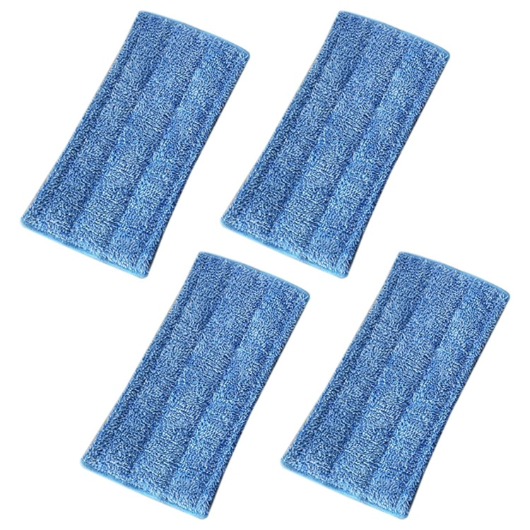 AliExpress - Dust Cleaning Mop Pads for Swiffer WetJet Reusable Mopping Head Pads for Swiffer WetJet Household er Parts 4Pcs