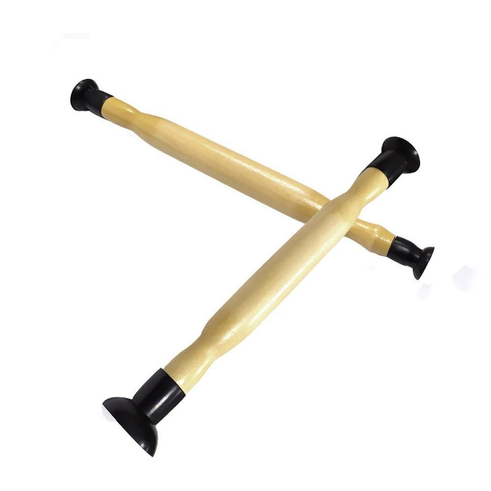 1 шт. деревянные палки с захватом клапана присоской для мотоцикла автомобиля