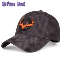 fashion embroidery baseball cap adjustable sports cap mens and womens outdoor sunshade hat