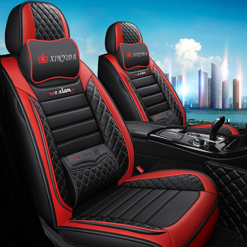 Cubierta de asiento de coche para ford fiesta ford kuga ranger focus 2 mk2 enfoque 3 mondeo mk4 focus fusión ecosport explorer mk3 fiesta mk7