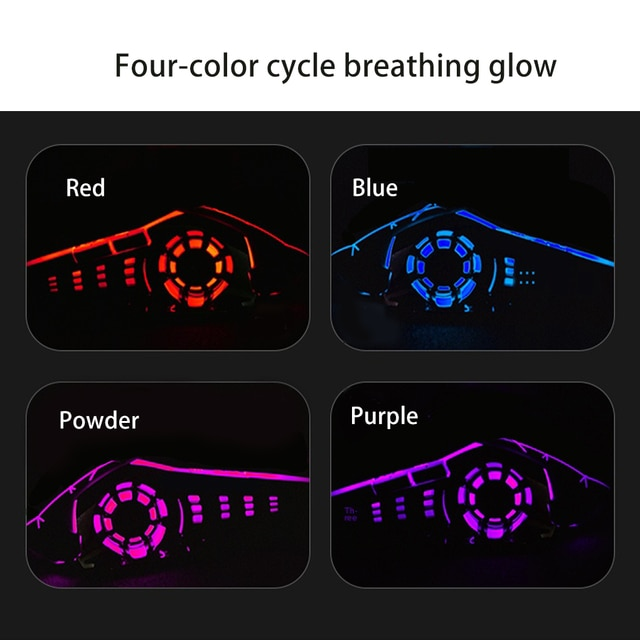 Hot Selling Viper Competition Q5 Gaming Mouse USB Wired CF Survival Chicken Pressure Gun Custom 8