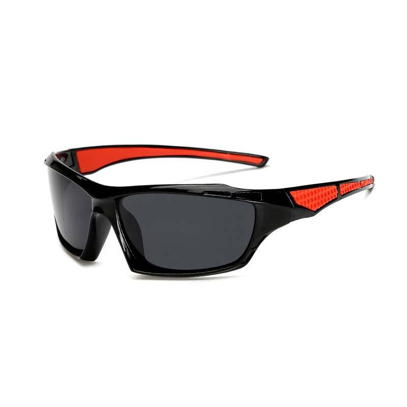 -Gafas de sol deportivas a prueba de viento | Gafas polarizadas para...