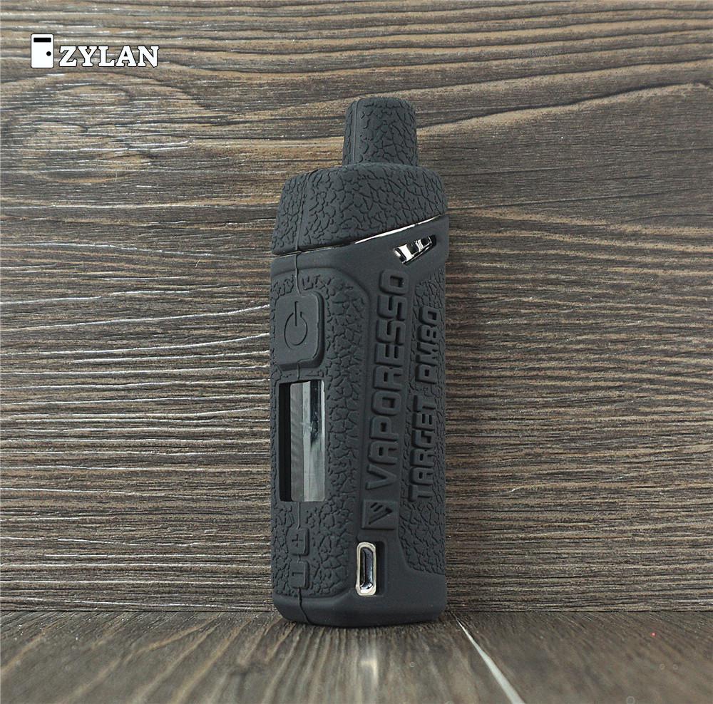 Горячая Распродажа, модный резиновый силиконовый противоударный чехол для Vaporesso Target Pm80, чехол-пленка для Target Pm80