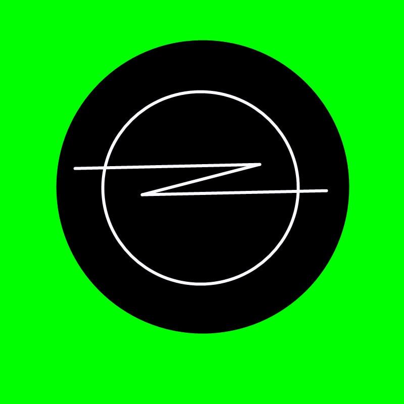 Para opel 5 pçs redonda de alumínio 15mm escudo chave do carro remoto caso capa emblema símbolo etiqueta logotipo