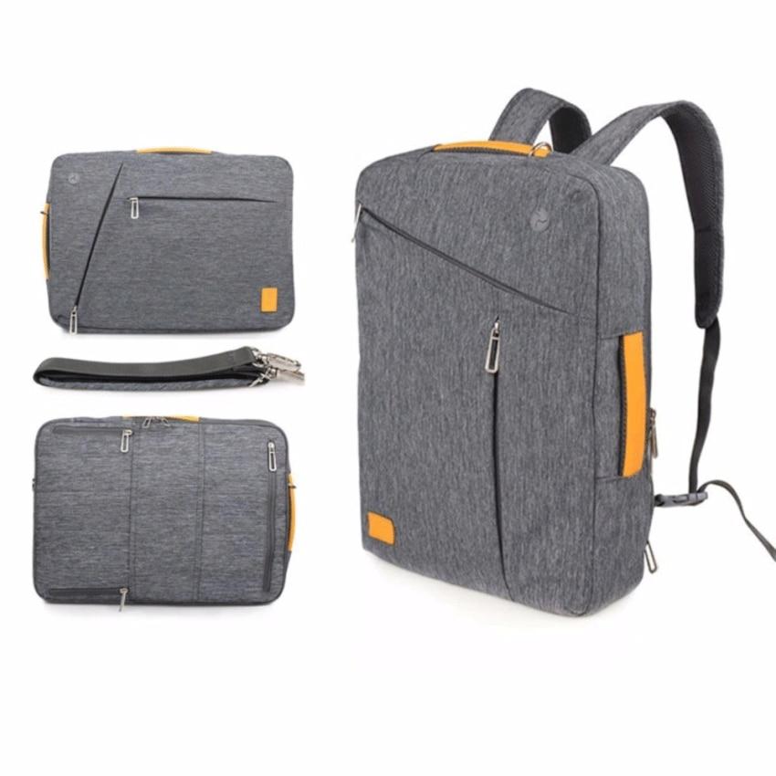 Mochila escolar para adolescentes, bolsa de portátil impermeable para HP 15,6 + funda de teclado gratis para MacBook School Notebook Bag 14 pulgadas