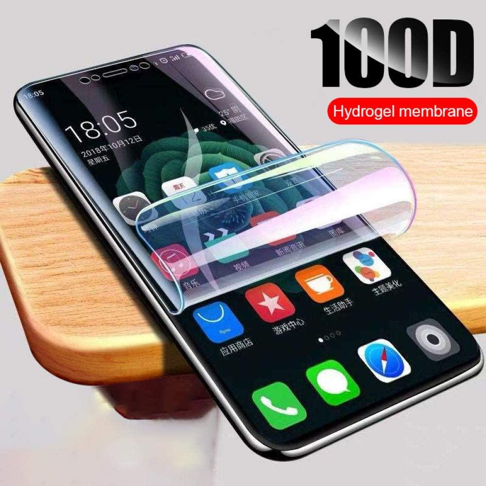 100D Full Protective Film For Xiaomi Redmi 4X 5A 5 Plus 6 6A 7A Redmi Note 4 4X 5 Pro Hydrogel Film