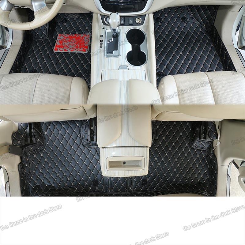 Lsrtw2017 de alfombrillas de interior de coche esteras para nissan murano 2020, 2010, 2011, 2012, 2013, 2014, 2015, 2016, 2017, 2018, 2019 z51 z52 mat