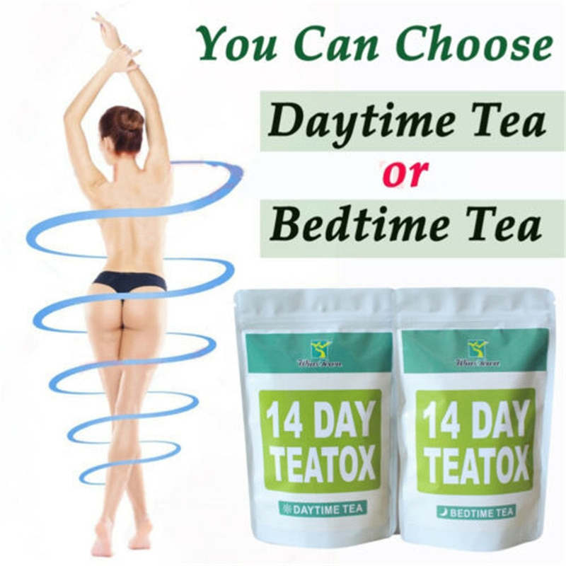 2020 Горячая Распродажа, 14 дней, Detox, похудение, потеря веса, чай, аппетит, Suppressant, тонкий живот