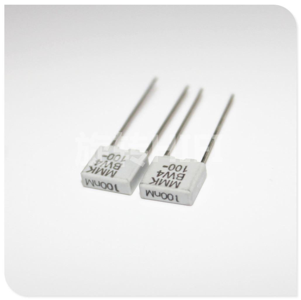 KEMET EVOX MMK5 Audio fieber kupplung kondensator P5MM 100NF 120NF 150NF 180NF 63V 100V 250V 400V 0,1 UF 0,12 UF 0,15 UF 0,18 UF