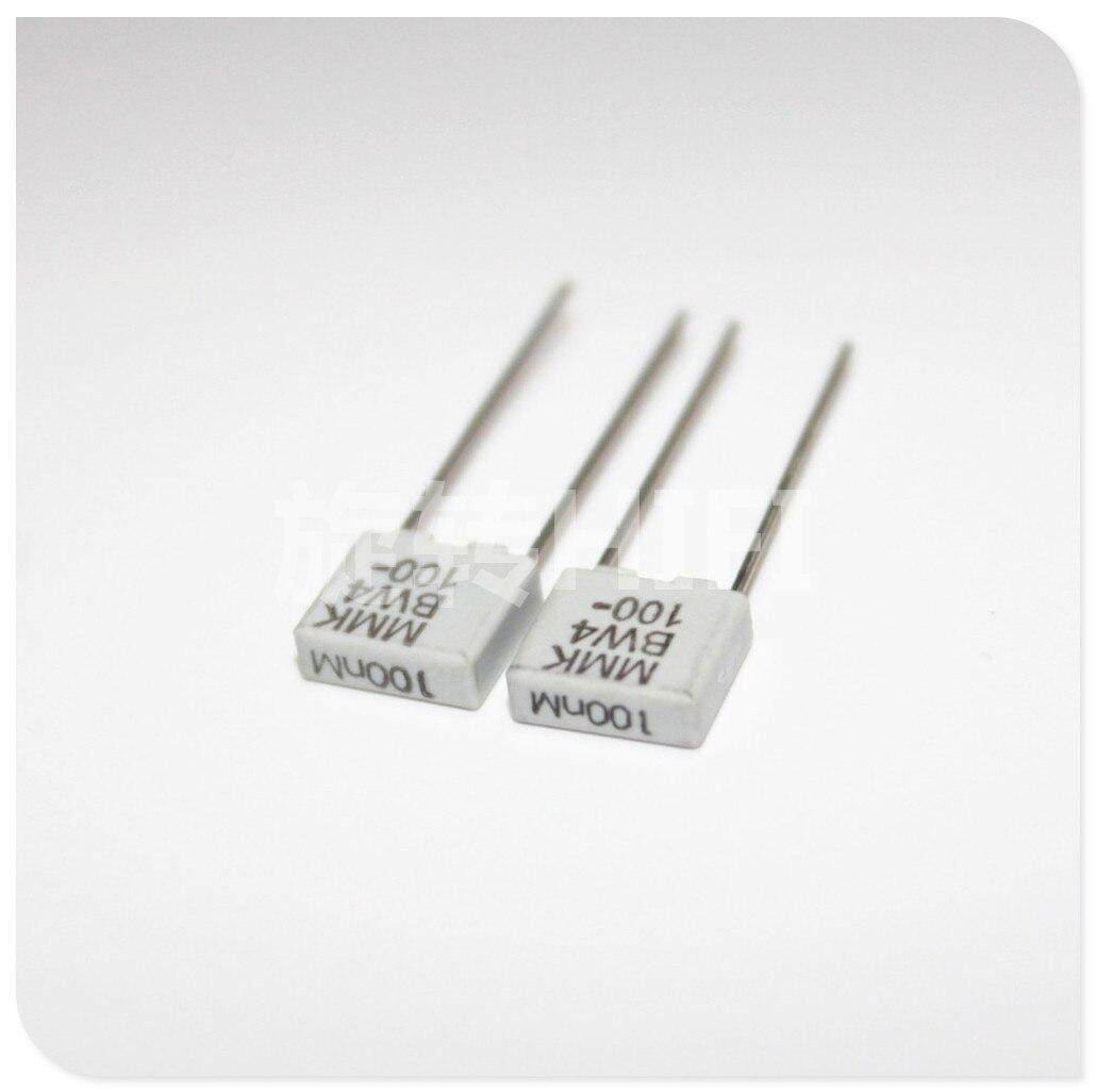 KEMET EVOX MMK5 de Audio fiebre acoplamiento condensador P5MM 100NF 120NF 150NF 180NF 63V 100V 250V 400V 0,1 UF 0,12 UF 0,15 UF 0,18 UF