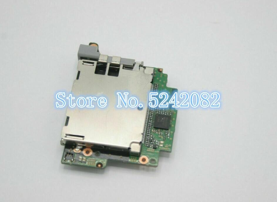 95% جديد CF SD ذاكرة فتحة للبطاقات قارئ إصلاح جزء لنيكون D4 كاميرا رقمية (مستعملة)