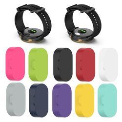 Relógio de pulso sensor plug anti-poeira à prova de poeira capa para garmin vivomove 3 4 3 s/vivoactive 3 4 4S/venu relógio inteligente acessórios