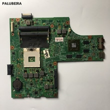 PALUBEIRA CN-052F31 052F31 52F31 48.4HH01.011 para Dell inspiron 15R N5010 placa madre del ordenador portátil HM57 DDR3 con chips de tarjeta gráfica