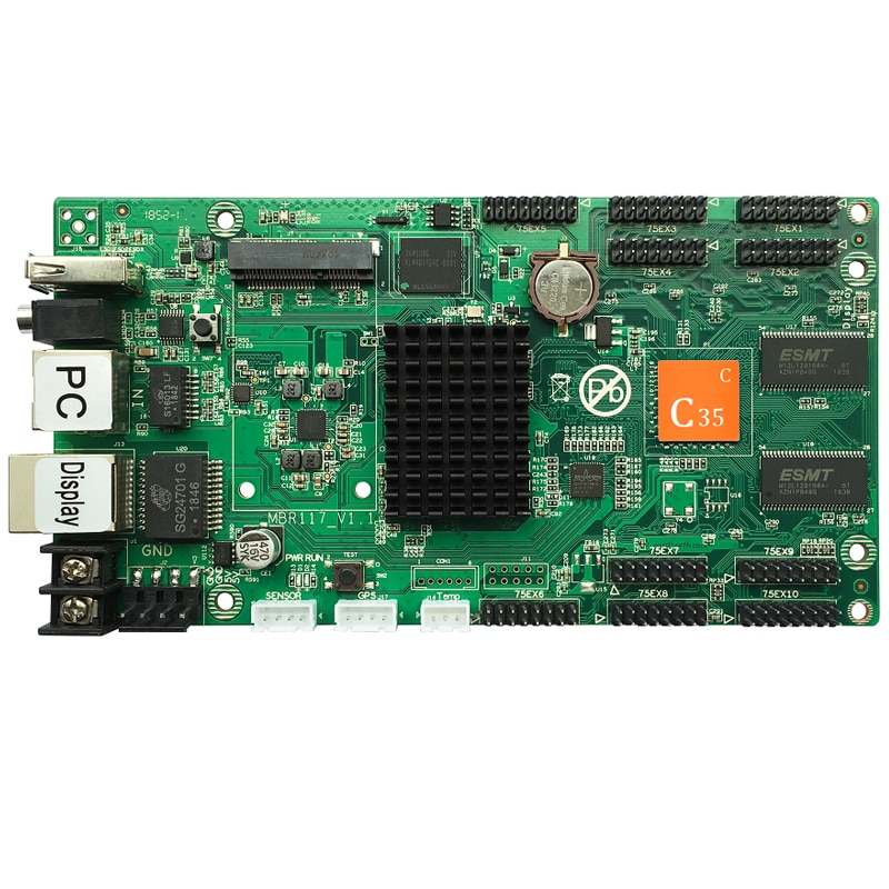 Huidu HD-C35C Asynch Control card FullColor LED Controller