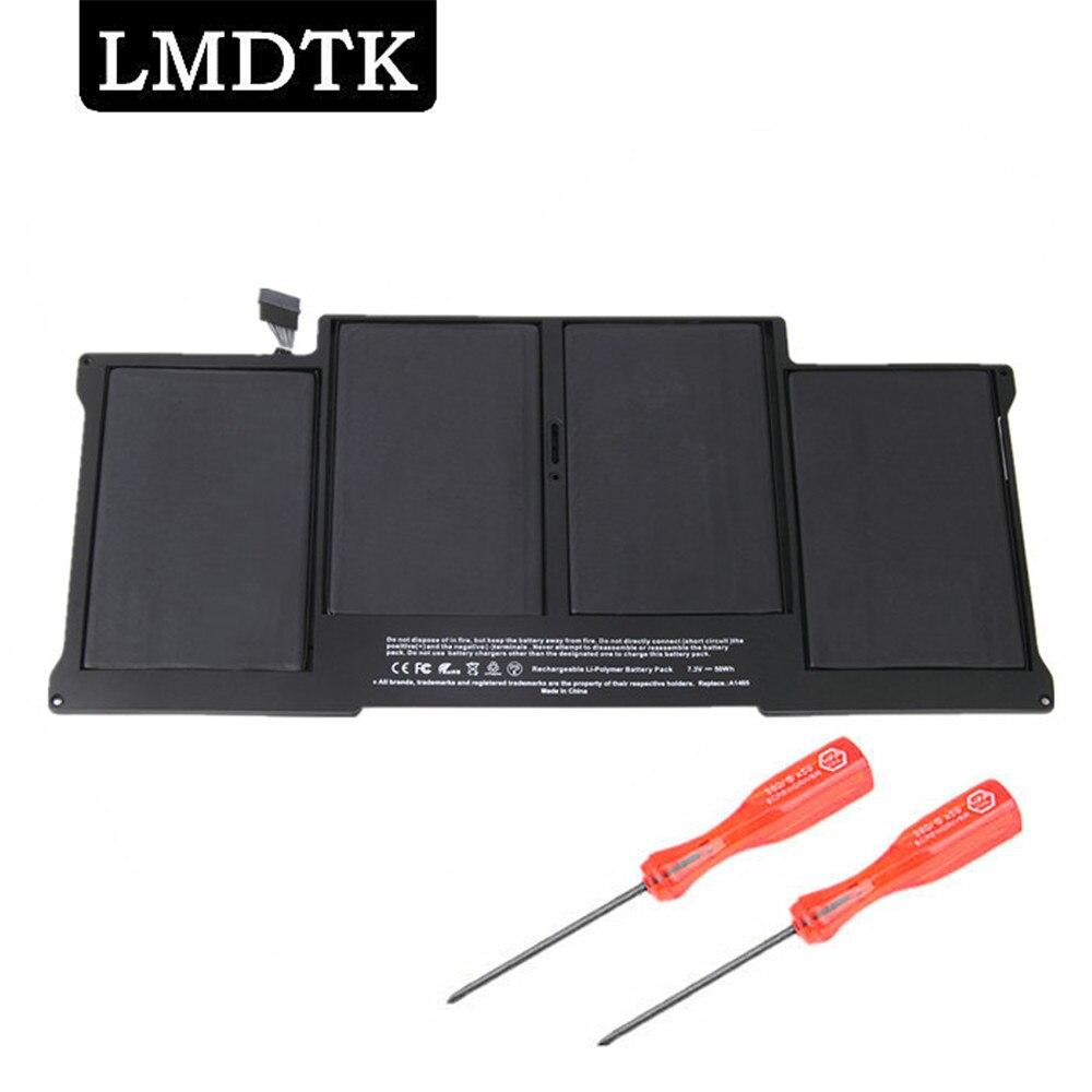 """LMDTK nueva batería de ordenador portátil para Apple MacBook air 13 """"A1369 (2011) A1466 (2012) A1405 MC503 MC504 envío gratis"""