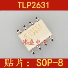 10pcs TLP2631 SOP-8  TLP2631