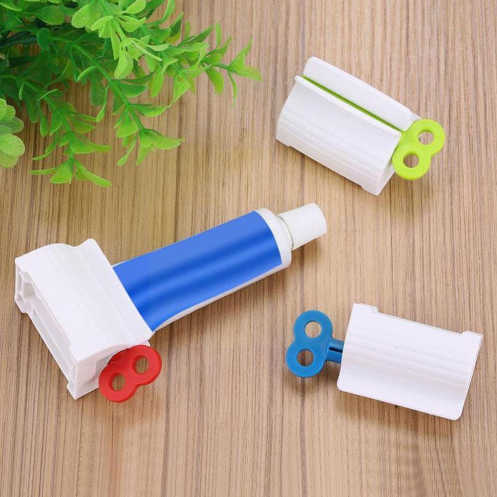 Диспенсер для зубной пасты B6y0, многофункциональный держатель, выдавливатель для зубной пасты, аксессуары для ванной комнаты зубной гель экопром cliny к104 75мл