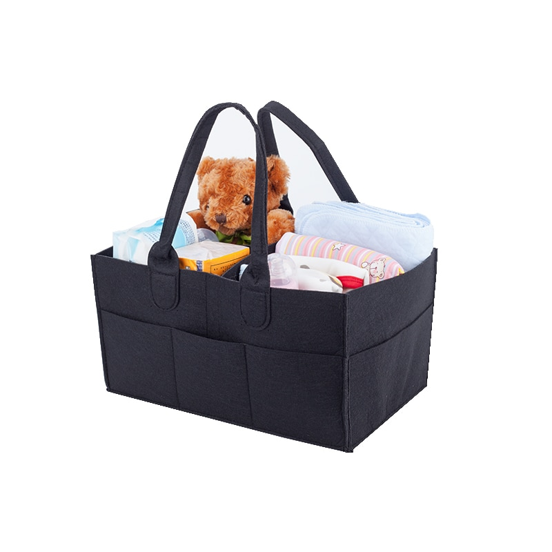 Baby Diaper Caddy Organizer Baby bags for mom and baby Portable Holder Bag for Changing Table and Car Nappy Changing Bag Travel