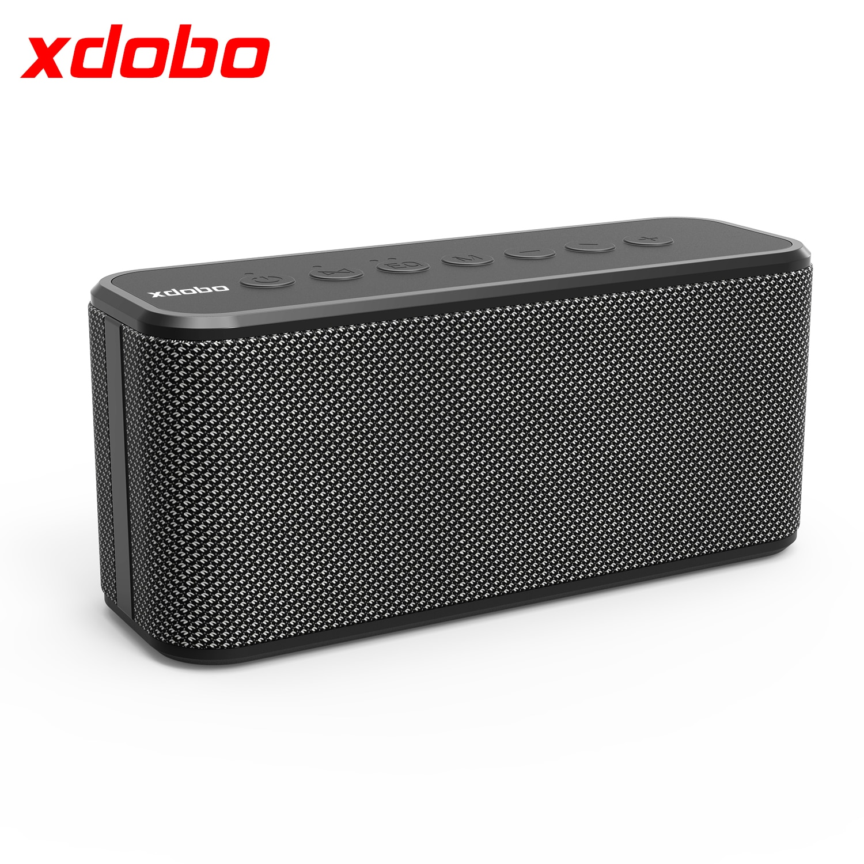 Xdobo X8 Plus 80W High-power Speaker 3 Horns Portable Bluetooth 5.0 Wireless Super Bass Sound Column TWS Subwoofer IPX5 Boombox
