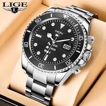LIGE 2021 New Men Smart Watch Women 1.3
