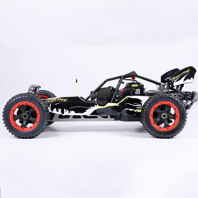 45cc Gas Engine Rc Car Truck 4wd Buggy For 1 5 Rofun Rovan Baja Rc Cars Aliexpress