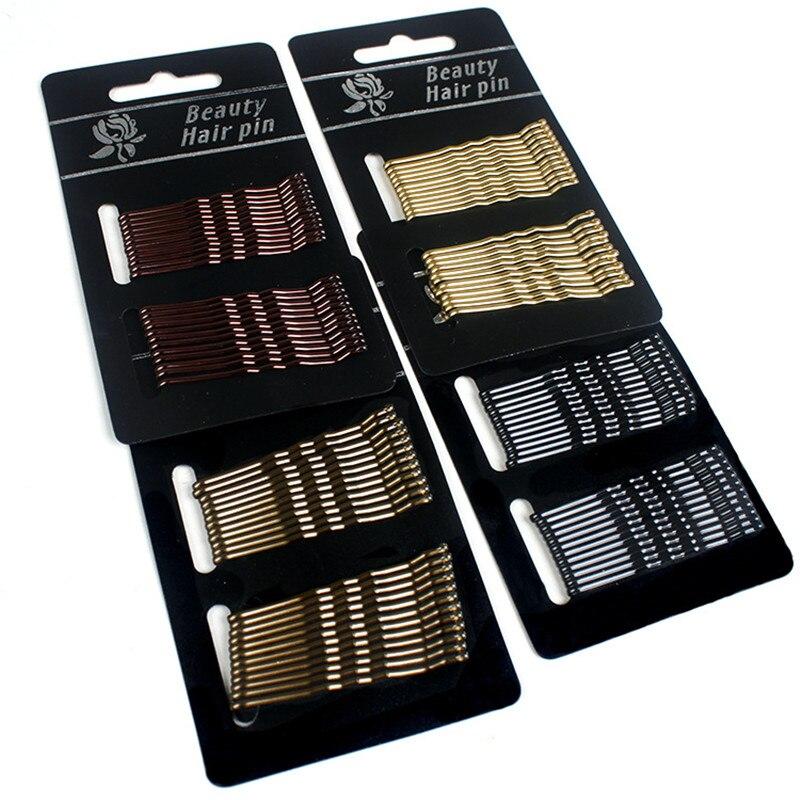 24 шт. заколки для волос, женские заколки для волос, шпильки для девочек, Кудрявые Волнистые ручки, заколки для волос, женские заколки для волос, стильные аксессуары для волос
