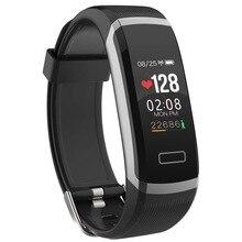 GT101men und frauen smart armband kontinuierliche herz rate überwachung und schlaf gesundheit paar fitness sports tracking smartbracelet