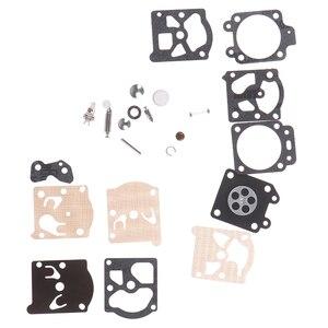 1 Set New Carb Carburetor Diaphragm Gasket Needle Repair Kit For Walbro Series K20-WAT Echo Chainsaw