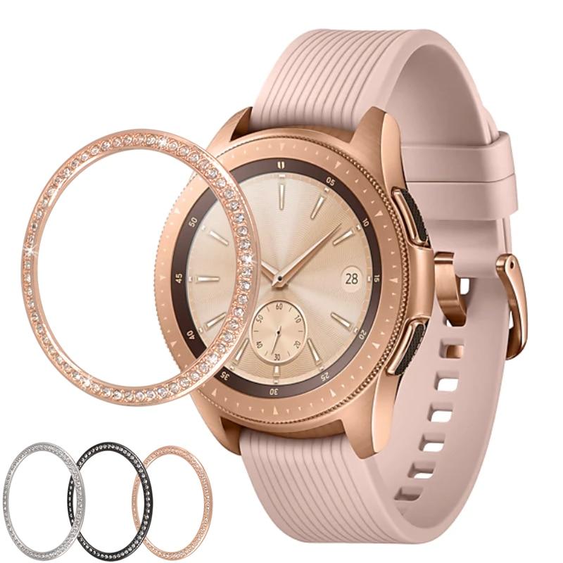 Funda de anillo de bisel para Samsung Gear S3 Frontier Galaxy Watch,...