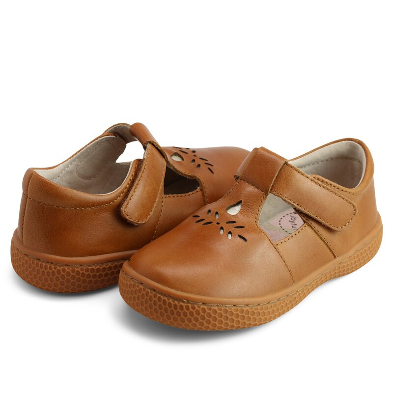 Livie & Luca Prim Mary Jane Children's Shoe Outdoor  Perfect Design Cute Girls Barefoot Casual Sneakers Kids Fashion