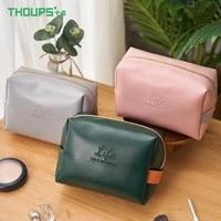 thours outdoor girl makeup bag women cosmetic bag women toiletries organizer waterproof female storage make up cases