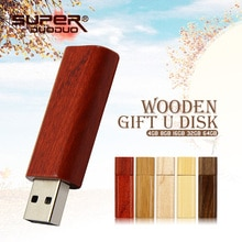 Creativo diseño de madera USB Stick 2gb 4gb momery stick Pendrive 8gb 16gb USB Flash Drive 32gb 64gb Pen Drive 128gb de disco u
