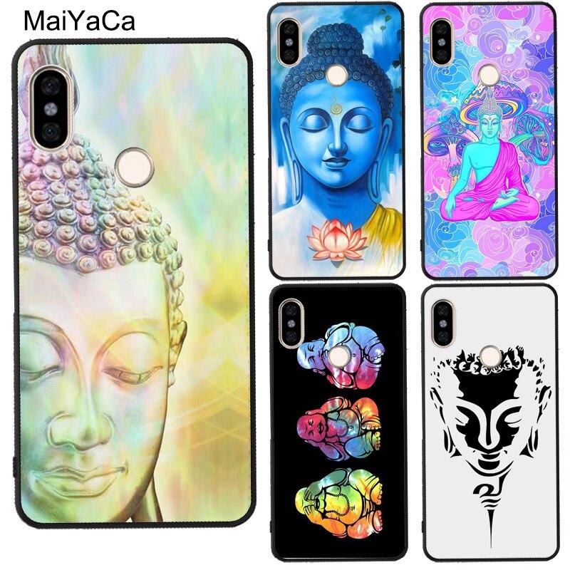Buddha Art For POCO F2 Pro F1 X3 Case For Redmi Note 9 Pro 7 8 8T 9S 9A 9C For Mi A3 Note 10 Lite