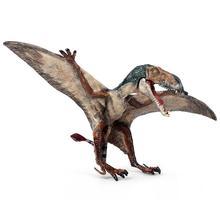 Réaliste ptéroodactyl dinosaure Action Figurine modèle décor de bureau enfants jouet cadeau Collection modèle jouets Collection Animal nouveau