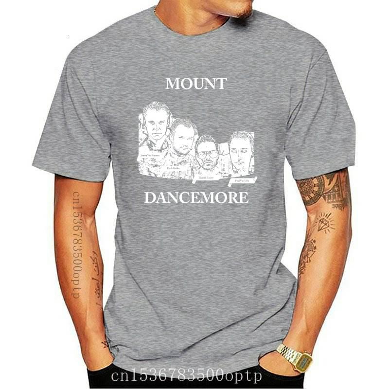 New Mt Dancemore T shirt armin van buuren paul van dyk gareth emery dash berlin trance dance music festival electronica dj