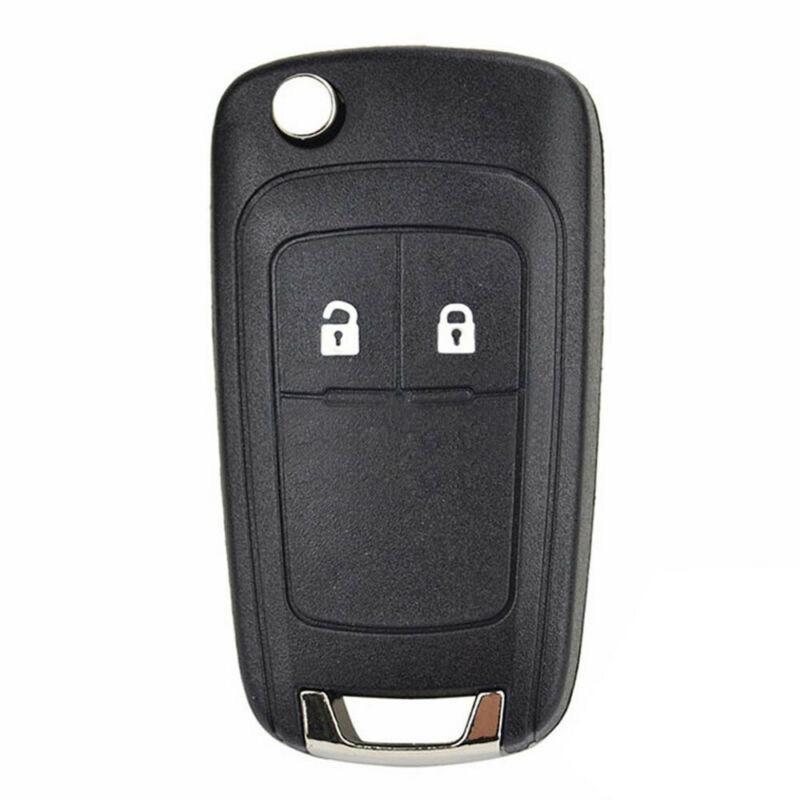Cubierta de la carcasa de la llave remota del coche de 2-3 botones para el sistema de encendido de automóviles de Chevrolet Cruze Spark