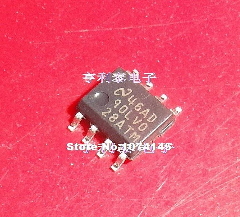 10pcs/lot  DS90LV028ATMX 90LV028ATM SOP-8 10pcs lot td1529pr td1529 sop 8