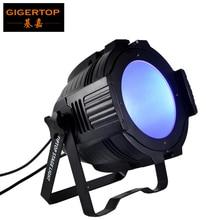 Livraison gratuite 200W haute puissance Led COB Par lumière RGBW 4IN1 couleur puissance Con DMX512 contrôle Tyanshine Leds éclairage de théâtre