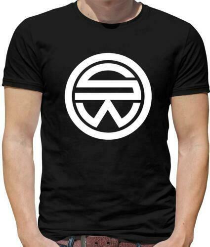 Shogun mundo Logo hombre Camiseta-Westworld-mundo del Oeste-TV-Robots