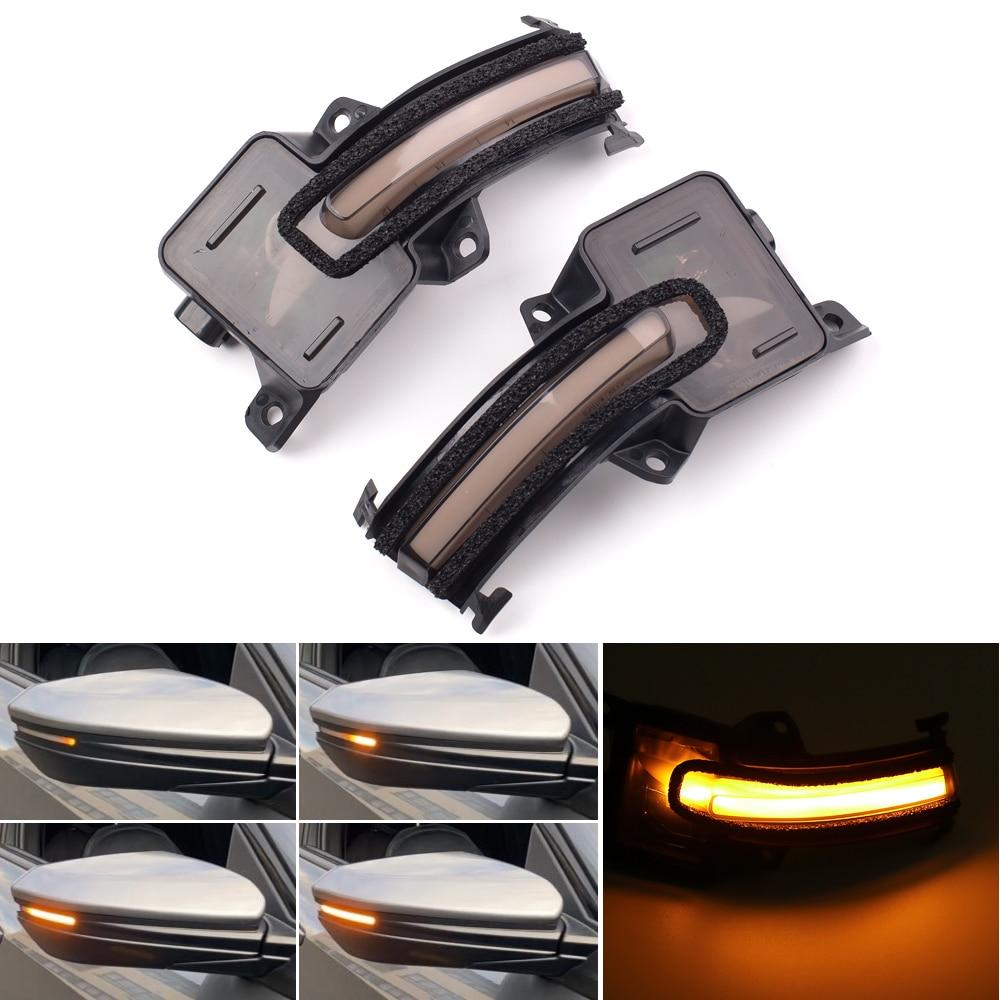 Side Mirror Indicator LED Dynamic Turn Signal Light Sequential Lamp For Honda Civic MK X MK10 10th FC FK 2017 2018 2019 2020