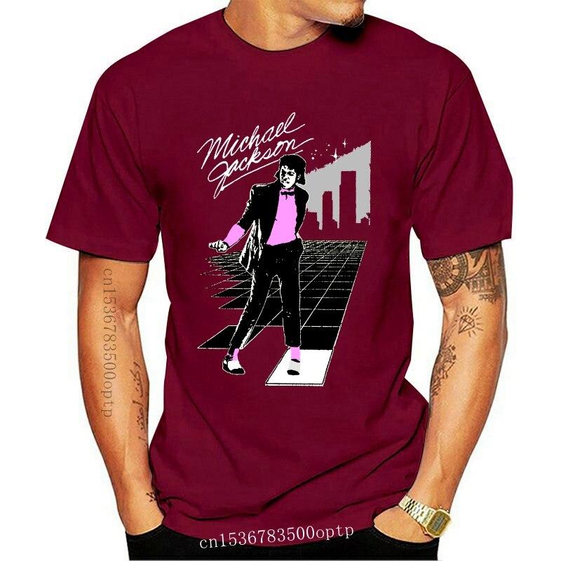 New Michael Jackson Graphic T-Shirt
