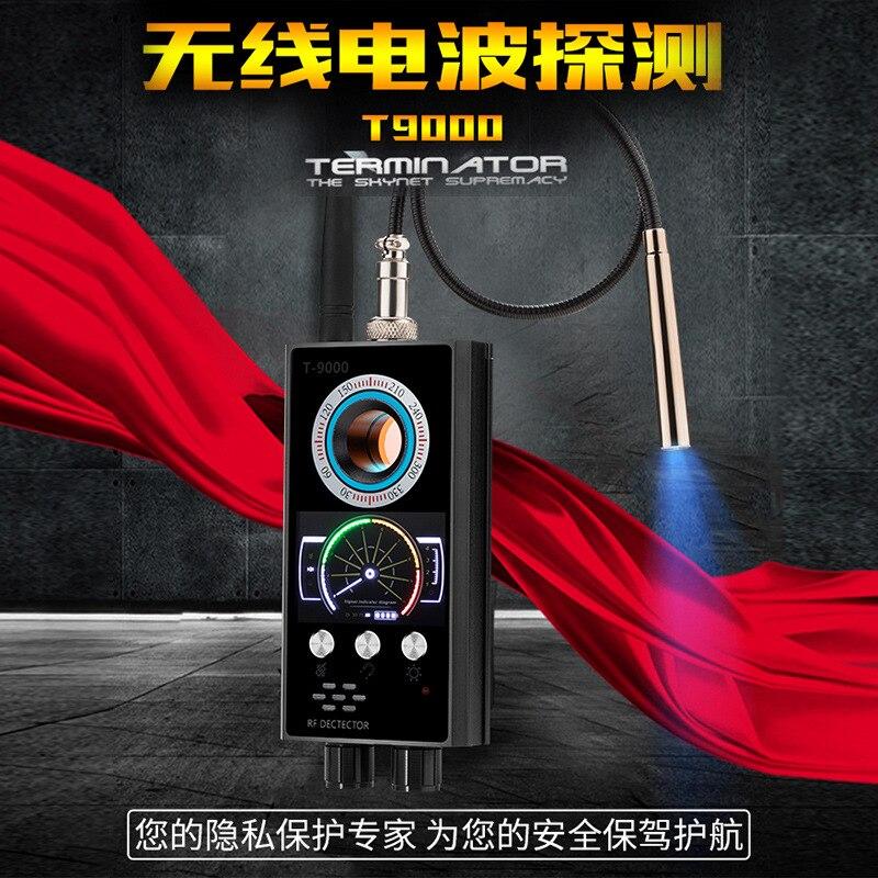 zhen teste anti escuta anti monitoramento fotografia detector de sinal de camera